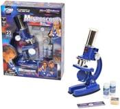 Mikroskop dětský s doplňky max. zvětšení 600x