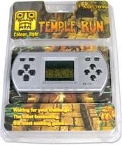 Hra elektronická digitální na kartě Temple Run