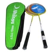 Sestava badmintonová s košíkem v obalu na zip