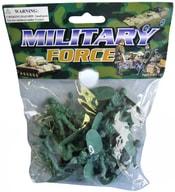 Sestava vojáčků vojenská armáda