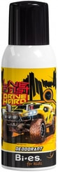 BI-ES Deodorant 100ml Hot Wheels Land cruiser