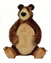 Plyšový medvěd Míša 50 cm