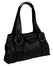 Dámská kabelka na rameno 822 černá