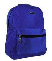 Batoh do města / do školy L15715 modro-fialová