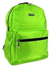 Batoh do města / do školy L15715 žluto-zelená