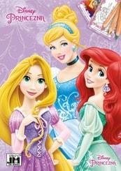Omalovánka A5 Disney Princezny