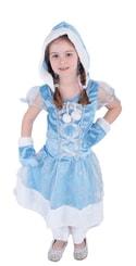 Kostým princezna kožíšková zimní, vel. S