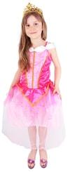 Kostým princezna růžová, vel. S