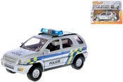 Auto policie 13cm zpětný nátah,CZ mluvící