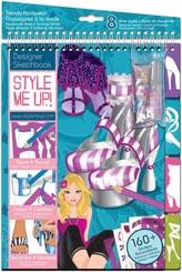 SMU Boty Návrhářské portfolio kreativní sada Style Me Up