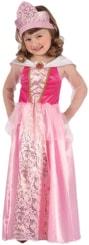 Karnevalový kostým Šípková Růženka vel. XS (92-104cm) 3-4 roky