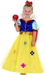 Karnevalový kostým Sněhurka vel.XS (92-104 cm) 3-4 let