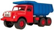 Tatra auto nákladní T148 modročervená Plast