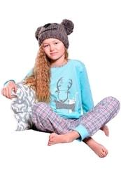 Dívčí pyžamo s obrázkem soba