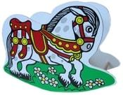 Houpadlo Kůň (koník) houpací