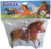 Koník FLISKA s plastovým sedlem
