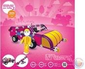 VISTA SEVA 2 Pro holky polytechnická STAVEBNICE 600 dílků