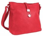 Červená crossbody kabelka H0362
