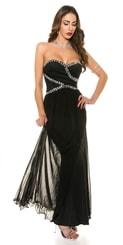 Dlouhé plesové šaty in-sat1205bl