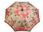 Dámský vystřelovací deštník světové metropole