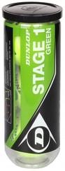 Stage 1 Green Mini tenisové míče dětské středně tvrdé 3ks