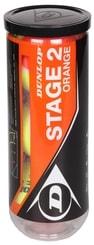 Stage 2 Orange Mini tenisové míče dětské měkké 3ks
