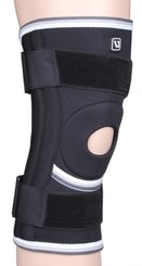Bandáž koleno LS5762 neoprénová nastavitelná