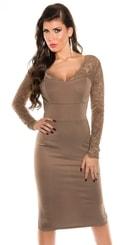 Společenské dámské šaty in-sat1074ca