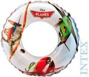 Kruh nafukovací 61cm do vody PLANES (Letadla)