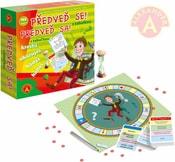 Hra předvěď se! s tabulkou