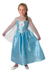 Kostým FROZEN - Ledové království Elsa Deluxe - v...