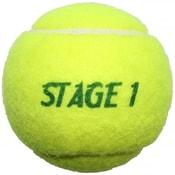 Stage 1 Green dětské tenisové míče středně tvrdé