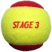 Stage 3 Red dětské tenisové míče zvětšené měkké