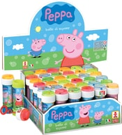Bublifuk Peppa Pig Prasátko Peppa 60 ml