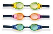 Brýle plavecké dětské 3 - 10let, 3 barvy