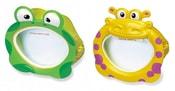 Brýle do vody dětské, 2 druhy