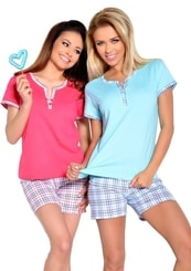 Dámské pyžamo Nika s kraťasy