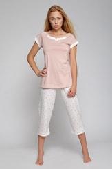 Dámské bavlněné pyžamo Cornelia