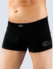 Bambusové boxerky s kratší nohavičkou 73033P