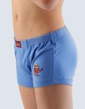 Chlapecké boxerky s kratší nohavičkou s potiskem 63000P
