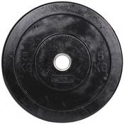 Bumper olympijské kotouče guma
