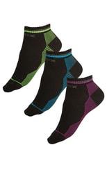 Sportovní ponožky polovysoké 99637