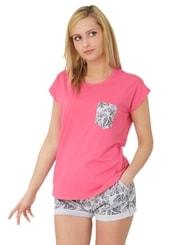 Dámské pyžamo s kraťasy Iga