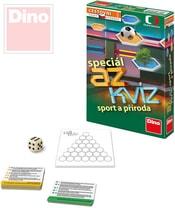 Hra cestovní AZ Kvíz Speciál Sport a příroda