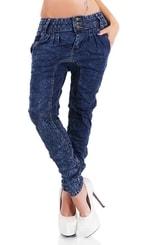 Dámské džíny harémky st-ri432