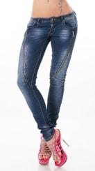 Dámské skinny džíny st-ri429