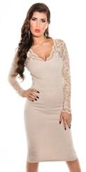Dámské elegantní šaty in-sat1074be