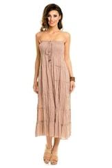 Letní šaty dlouhé hs-sa515hn