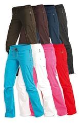 Kalhoty dámské dlouhé bokové 99518