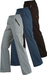 Kalhoty dámské dlouhé do pasu 87161
